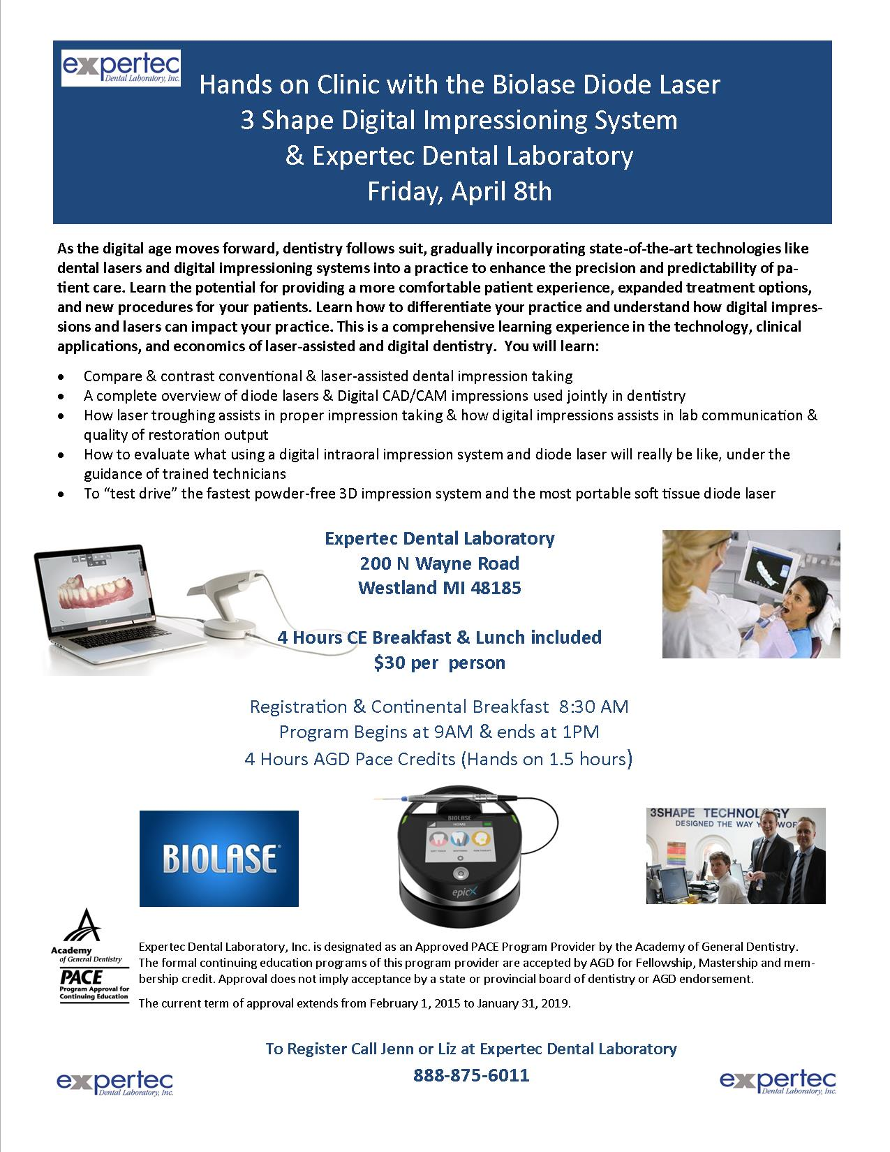 Hands On Dental Continuing Education Course